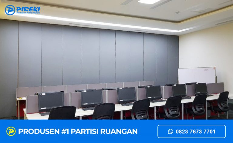Partisi Ruangan Meeting Palembang